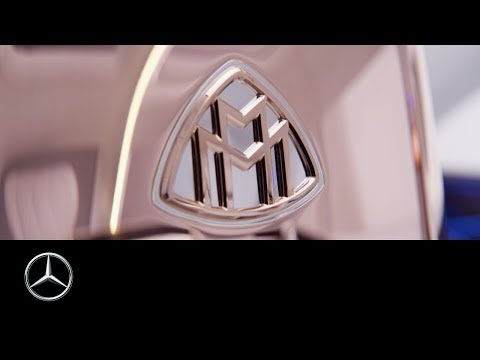 Vision Mercedes-Maybach Ultimate Luxury | Teaser