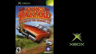 The Dukes Of Hazzard: Return Of The General Lee (XBOX) (Gameplay) The XBOX Files