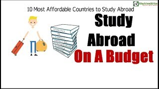 10 Most Affordable Countries to Study Abroad - Study Abroad for Cheap