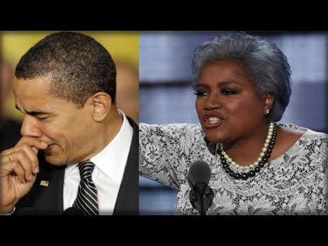 DONNA BRAZILE JUST MADE AN ACCUSATION AGAINST OBAMA THAT'S WAY WORSE THAN HILLARY'S DNC RIGGING