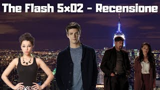 The Flash 5x02 - Recensione ed Analisi