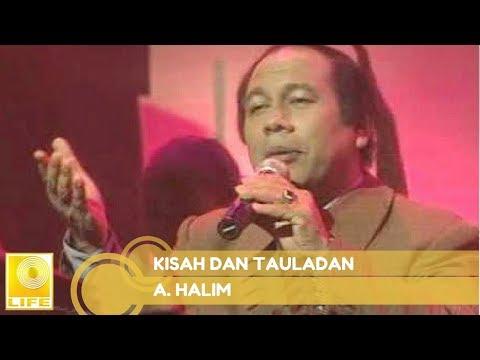 A. Halim - Kisah Dan Tauladan (Official Audio)