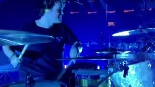 Drummer Hillsong, Madison Square Garden. - Dan McMurray