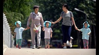 Births in China FALL despite relaxed one child policy