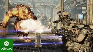 Marcus Fenix and friends take on wave after wave of Locust enemies in this gameplay trailer featuring the new Body Count track 'Gears of War.' ESRB Rating: ...