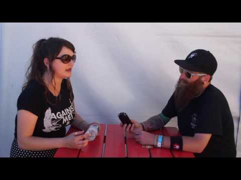 Muncie Girls Interview Reading Festival 2016