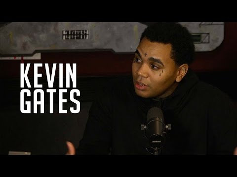 Kevin Gates shares his story with Cipha Sounds + talks eating booty!