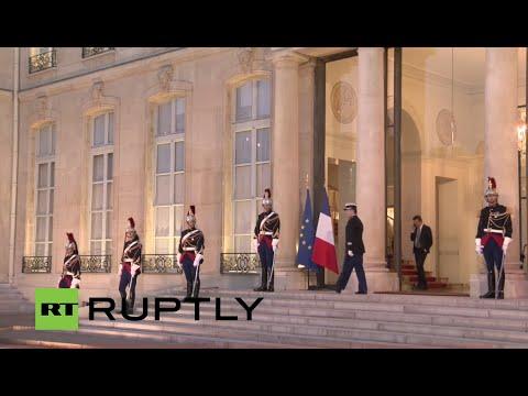 LIVE: Normandy Quartet talks on Ukraine crisis: departures