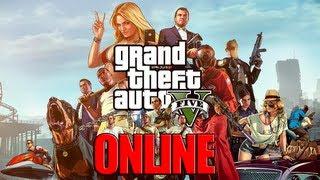 GTA V ONLINE - LET'S MAKE A CREW!