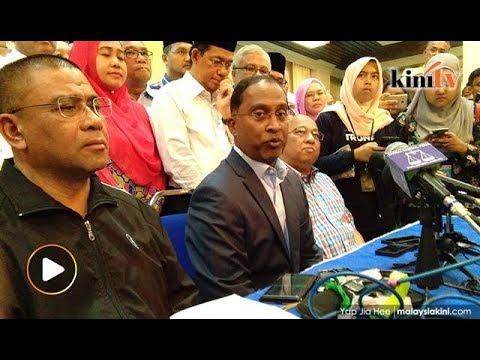 BN Perak sahkan 2 wakil rakyat lompat sertai HARAPAN