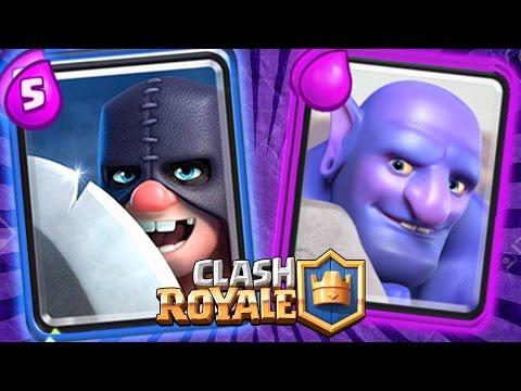 RAP BATTLE EPICA: Boia vs Bocciatore [Clash Royale]