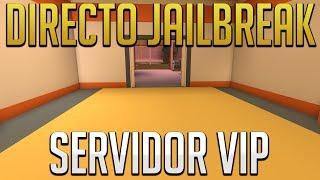 FUGA DE PRESOS DIRECT ROBLOX? VIP Private Server + jogando com Subs