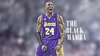 "NBA | Kobe Bryant Career Mixtape | ""Mamba"""