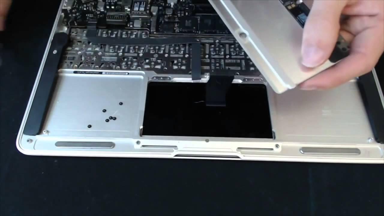 Khắc Phục Trackpad của Macbook Không Hoạt Động