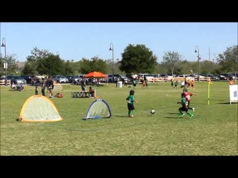Carter Oceanside Recreational Soccer 4-18-15