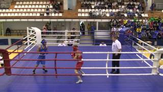 european junior boxing championships anapa 2013 cleary francis patrick irl vs petrosyan zoravor ukr