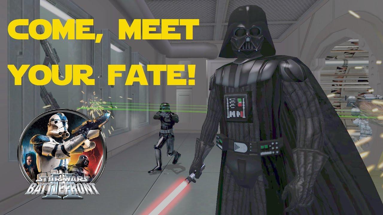 Star Wars Battlefront II Mods ᴴᴰ (PC): Darth Vader Rampage