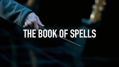 "Harry Potter and ""The Book of Spells"" // Supercut"