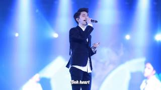 EXO FROM. EXOPLANET #1 - THE LOST PLANET in Hong Kong - D.O solo