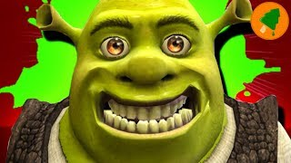 Shrek's Love: The Story You Never Knew