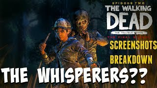 The WHISPERERS?! - The Walking Dead:Season 4 Episode 2
