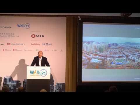 Walk21 Hong Kong Conference | Mr. Chris Law