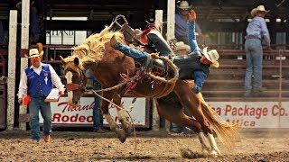 Get Off Of My Back || Bronc Riding Music Video
