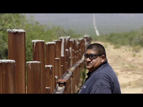 Native American Tribe Fighting Traffickers And Border Wall