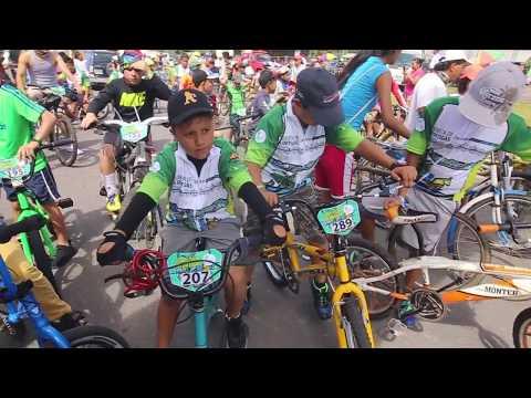 Ciclo Ruta de las Ortigas - Sucúa 2017