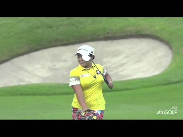 Ha Na Jang's Beyonce-Inspired Celebration After Winning the 2016 HSBC Women's Champions
