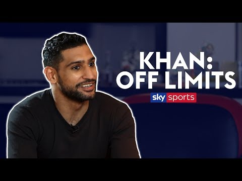 Amir Khan on knockout defeats, fallout with family, Mayweather & potential clash w/Brook| Off Limits