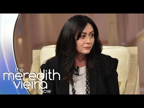 Shannen Doherty On Tori Spelling's Reality Show | The Meredith Vieira Show
