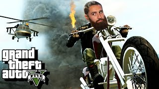 CHOPPER VS CHOPPER - GTA 5 Gameplay