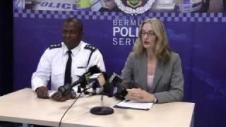 Holiday Policing Bermuda December 8 2011