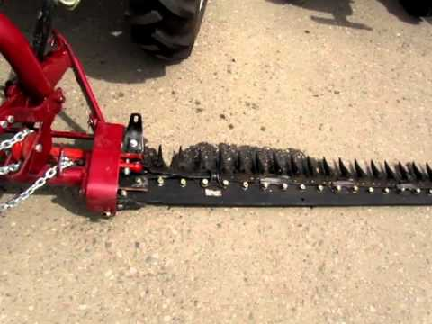 Навеска самодельная для трактора своими руками