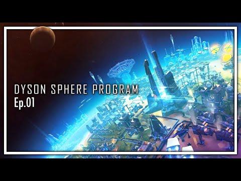 DYSON SPHERE PROGRAM Gameplay Español Ep 1- El Factorio Interplanetario