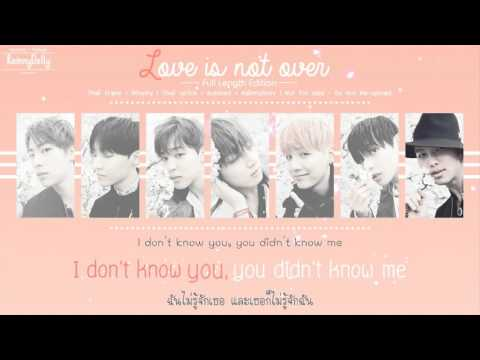 [THAISUB] Love Is Not Over (Full Length Edition) - BTS