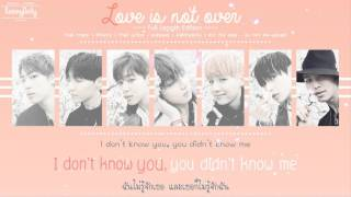 Love Is Not Over BTS