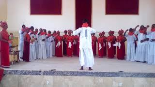 St Albert choir Uniben