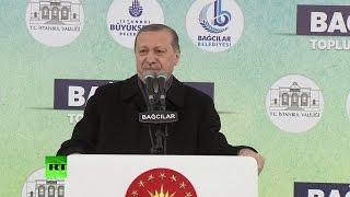 Эрдоган назвал власти Нидерландов «нацистскими последышами и фашистами»