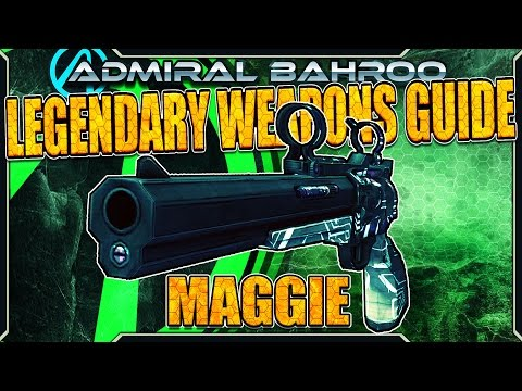 """Borderlands The Pre-Sequel: The """"Maggie"""""""