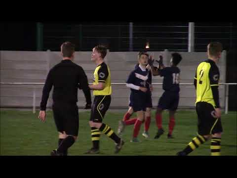 Fleet Spurs v Cove Youth U18's - 22nd March 2018