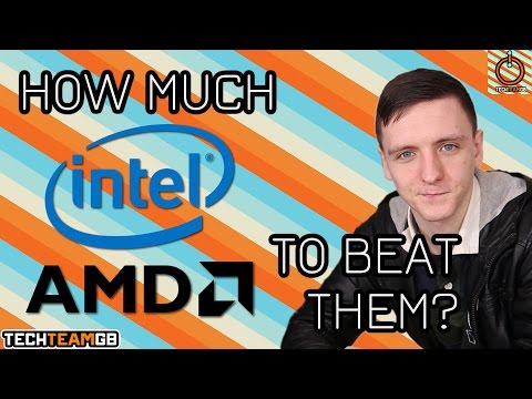How to make a CPU to rival Intel and AMD, and how much it would cost