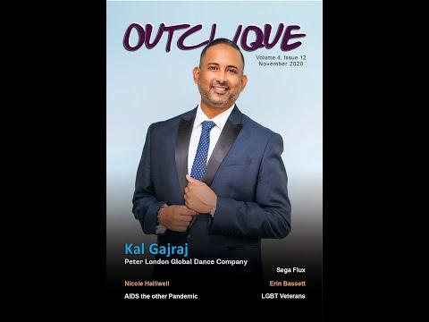 Kal Gajraj, Executive Director Peter London Global Dance Company
