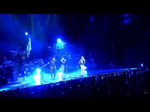 The Jacksons - I'll Be There (Perth) 14/03/2013