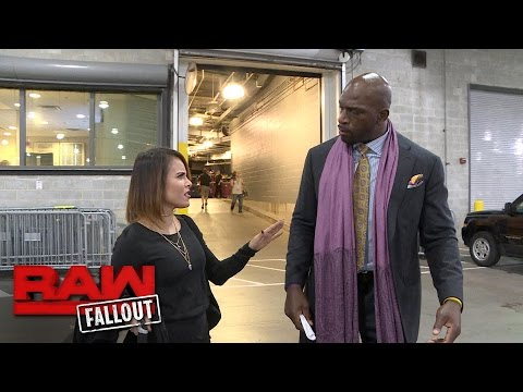 """Titus O'Neil has been waiting for his """"Titus Brand"""" press conference: Raw Fallout, Nov. 28, 2016"""