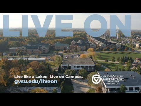 LIVE ON - Housing at Grand Valley State University