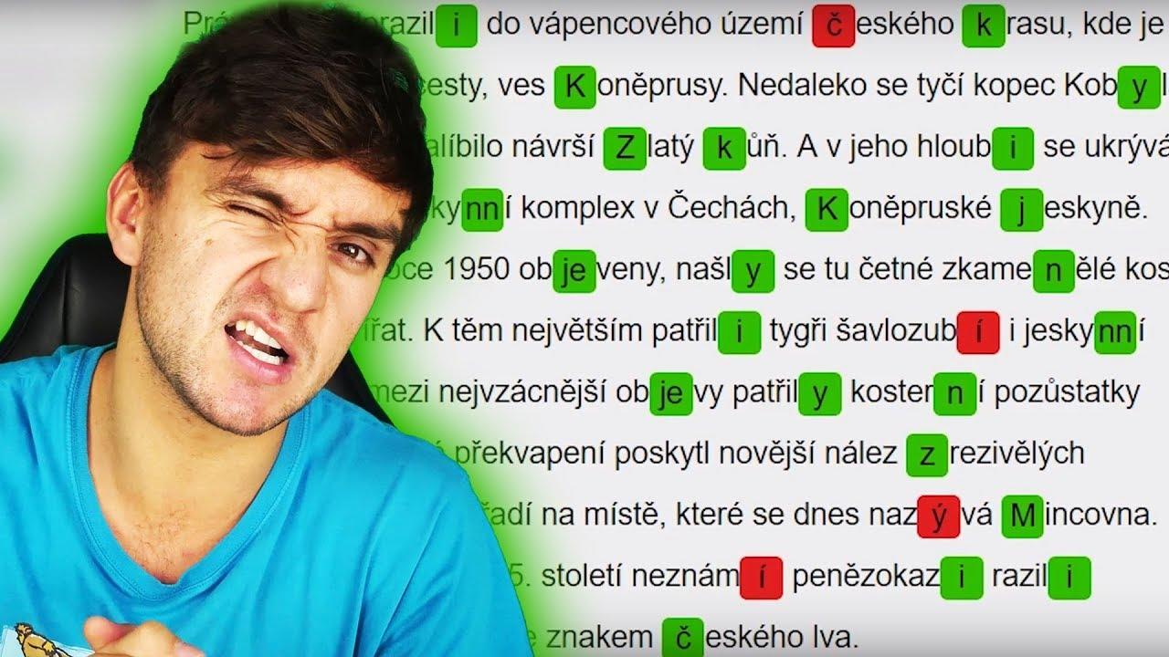 Ukrajinec učí Čechy Češtinu #2 | Tary