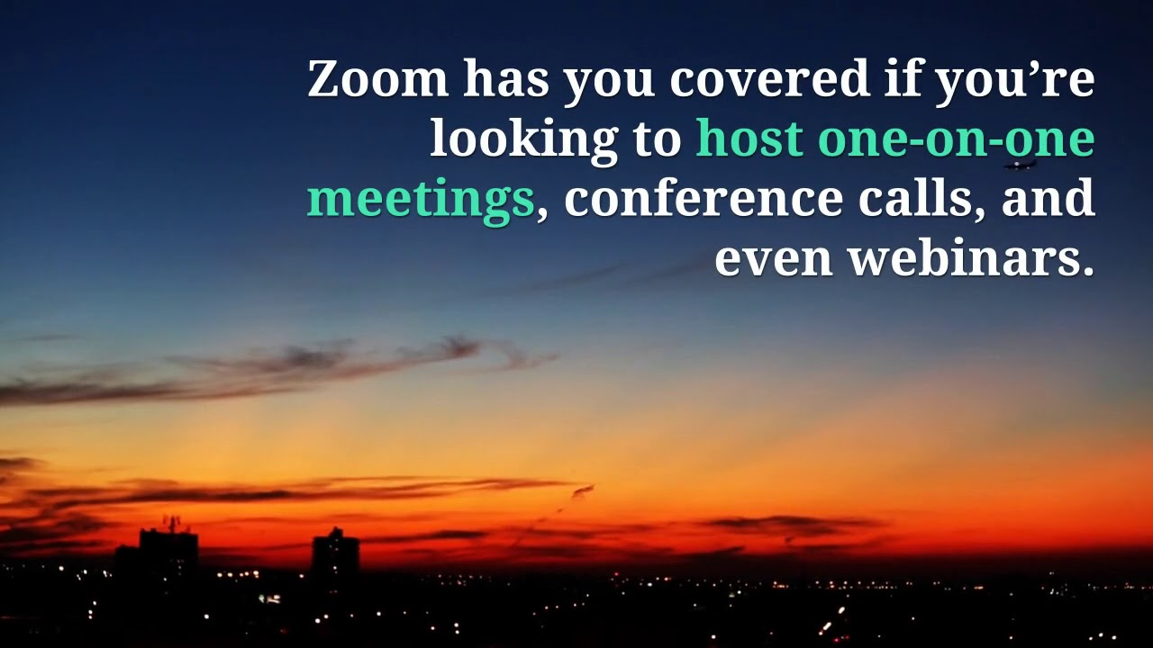Zoom Review 2019 - Everything You Need to Know - Pricing