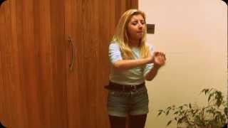 Carly Rae Jepsen - Call Me Maybe - in British Sign Language